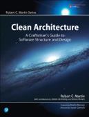 Clean Architecture Book Cover