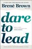 Brené Brown - Dare to Lead artwork