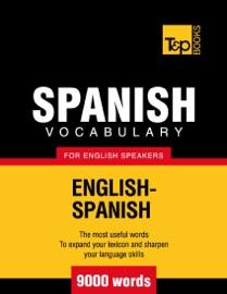 Spanish Vocabulary For English Speakers
