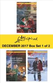 Harlequin Love Inspired December 2017 Box Set 1 Of 2