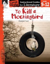 To Kill a Mockingbird: Instructional Guides for Literature book