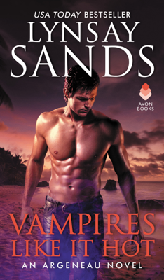 Vampires Like It Hot - Lynsay Sands book