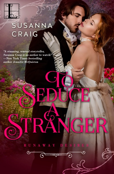 To Seduce a Stranger - Susanna Craig book cover