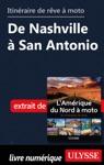 Itinraire De Rve  Moto - De Nashville  San Antonio