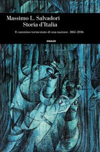 Storia d'Italia Copertina del libro