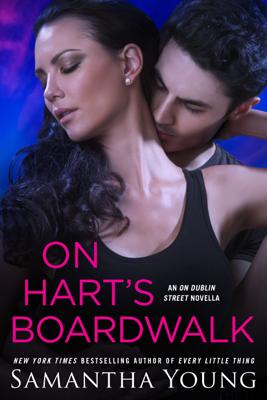 Samantha Young - On Hart's Boardwalk book