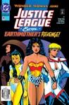Justice League Europe 1989- 42