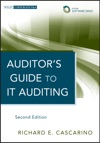Auditors Guide To IT Auditing