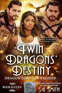 Twin Dragons' Destiny E-book