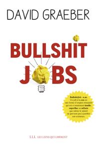Bullshit Jobs La couverture du livre martien