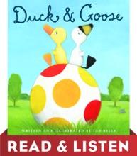 Duck & Goose: Read & Listen Edition
