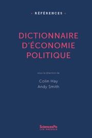 DICTIONNAIRE DéCONOMIE POLITIQUE