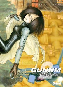 Gunnm - Édition originale - Tome 02 La couverture du livre martien
