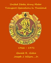 United States Military Transport Operations in Thailand 1966: 1975