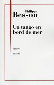 Un tango en bord de mer La couverture du livre martien