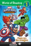 World Of Reading Super Hero Adventures  These Are The Avengers