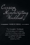 Cursive Handwriting Workbook