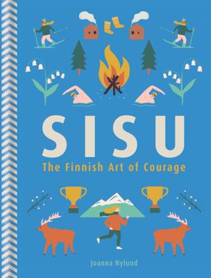 Sisu - Joanna Nylund book