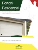 Portoni Residenziali Breda 2.0 - Residential Doors - Sektionaltore Für Wohnbereich