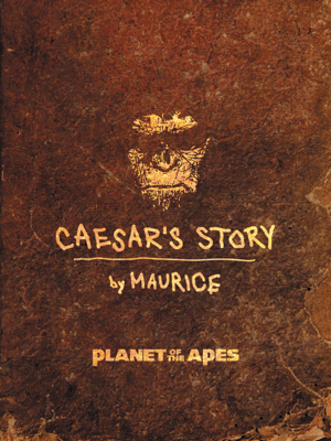 Planet of the Apes - Maurice & Greg Keyes book