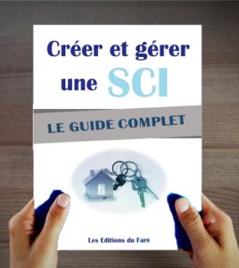 SCI : Créer et gérer une société civile immobilière : Le guide complet. Optimiser son immobilier et ses impôts. La couverture du livre martien