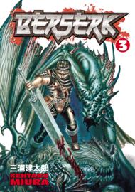 Berserk Volume 3 book