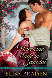 A Marriage Made in Scandal book