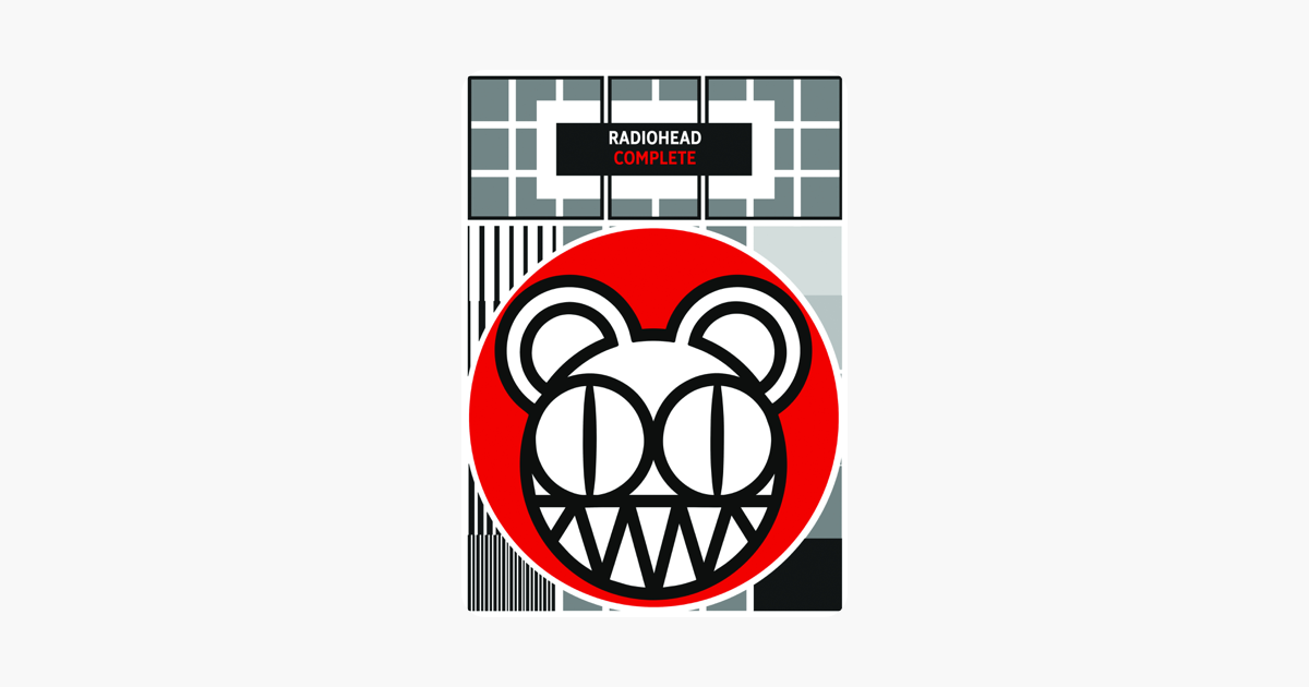 Radiohead Complete Chord Songbook On Apple Books