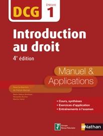 Dcg 1 Introduction Au Droit 2016 2017