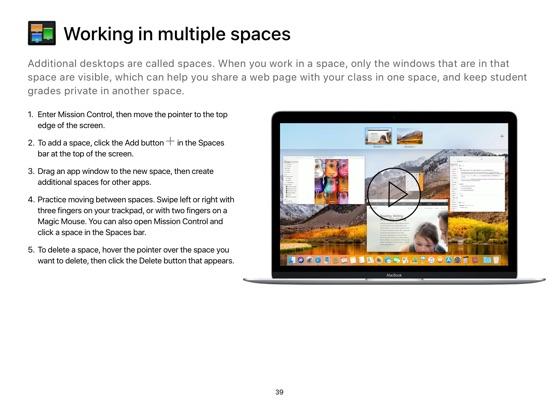 Mac Starter Guide macOS High Sierra on Apple Books