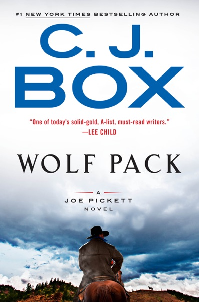 Wolf Pack - C. J. Box book cover