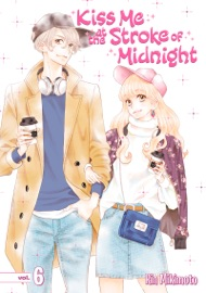 KISS ME AT THE STROKE OF MIDNIGHT VOLUME 6