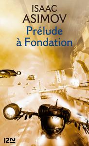 Prélude à Fondation La couverture du livre martien