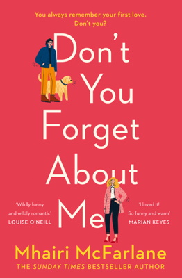 Mhairi McFarlane - Don't You Forget About Me book