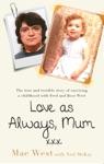 Love As Always Mum Xxx