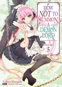 How NOT to Summon a Demon Lord: Volume 5 Book Cover