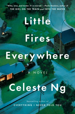 Celeste Ng - Little Fires Everywhere book
