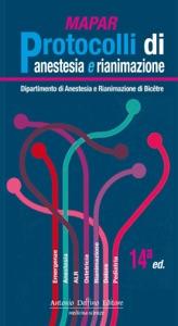 Mapar protocolli di anestesia e rianimazione Book Cover