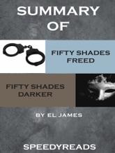 Summary Of Fifty Shades Freed And Fifty Shades Darker Boxset