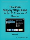 TI-Nspire Step By Step Guide