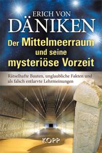 Der Mittelmeerraum und seine mysteriöse Vorzeit Buch-Cover