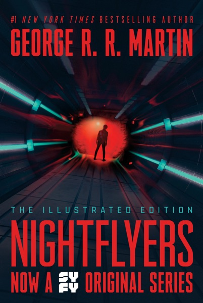 Nightflyers: The Illustrated Edition - George R.R. Martin book cover