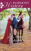 La vedova e il duca Book Cover
