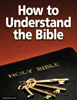 United Church of God - How to Understand the Bible  artwork