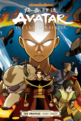 Avatar: The Last Airbender - The Promise Part 3 - Gene Luen Yang & Various Authors