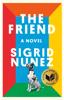 Sigrid Nunez - The Friend  artwork