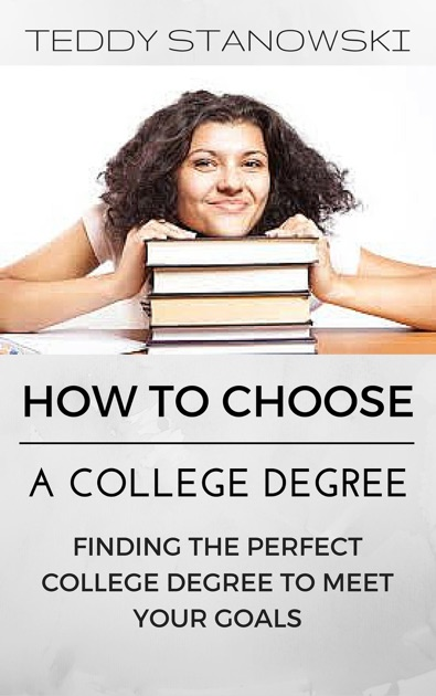 how to choose your degree