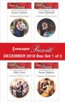Harlequin Presents December 2018 - Box Set 1 Of 2