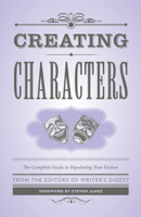Writer's Digest Editors - Creating Characters artwork