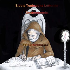 Bibbia Traduzione Letterale: Deutoronomio Libro Cover
